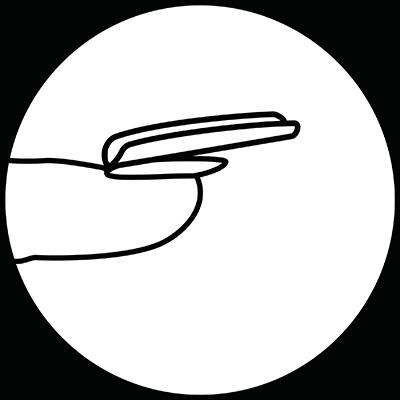 icon3 auflegen