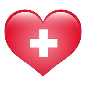 Herz Schweiz