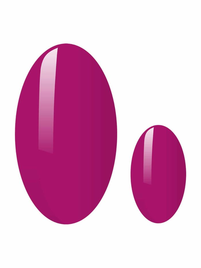FEMININE pink NAGELFOLIEN