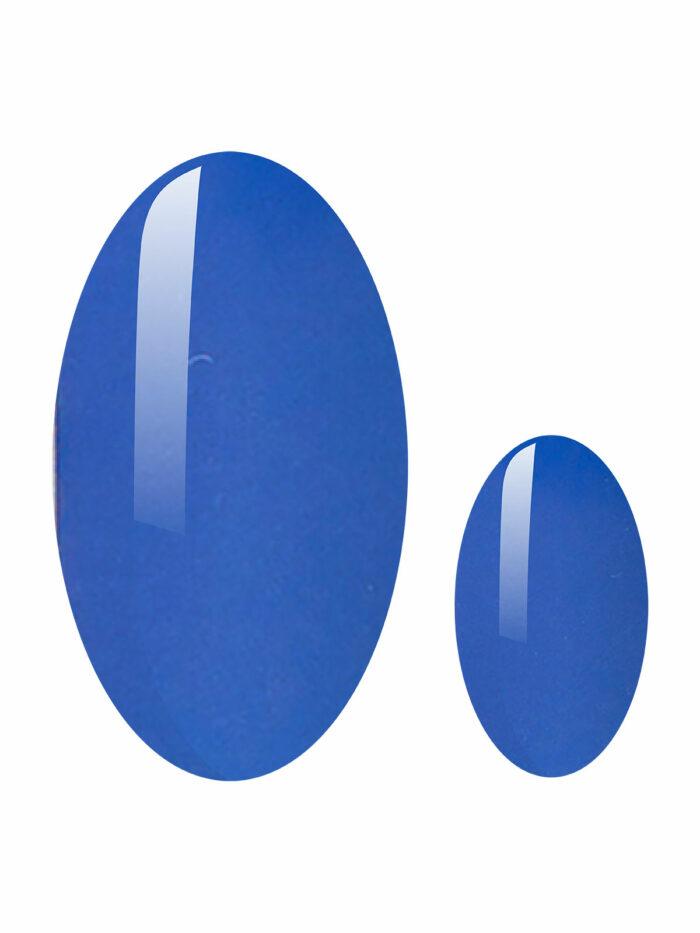 CONFIDENT blue NAGELFOLIEN