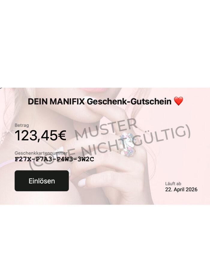 MANIFIX-GECHENK-GUTSCHEIN