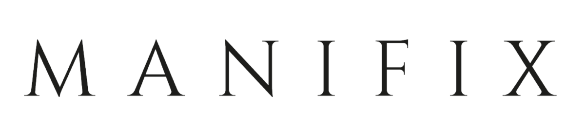 "MANIFIX | ""Stick & Stay"" | NAGELFOLIEN & UV GELFOLIEN Logo"