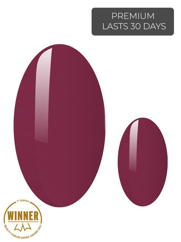 cosy-purple-uv-gelfolien-award